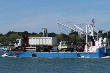transport maritime à Saint-Philibert